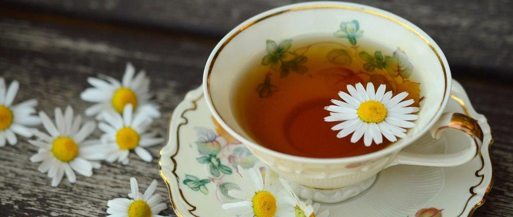 Чай с ромашкой - для пользы организма