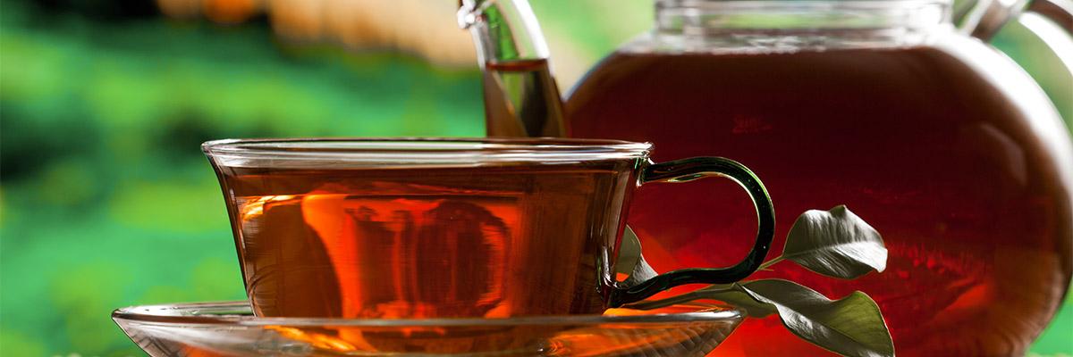Цзинь Цзюнь Мэй Золотые Брови - заваренный чай