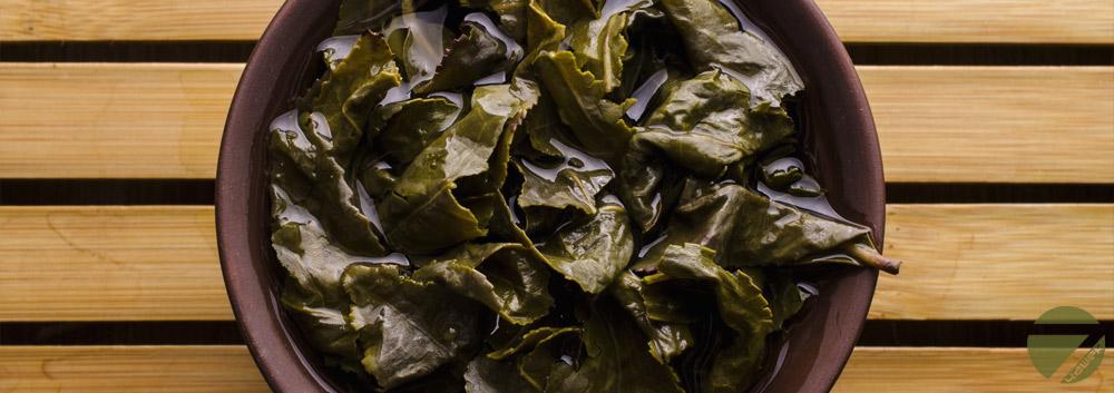 Распаренный листовой чай