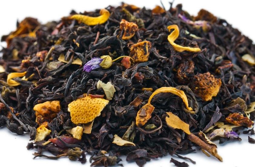 чай золотая осень